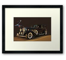 Ultimate Sophistication Framed Print