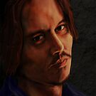 JOHNNY DEPP ! by Ray Jackson