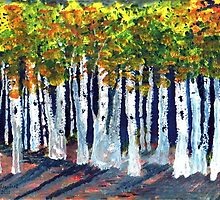 Look at the trees! by Elizabeth Kendall