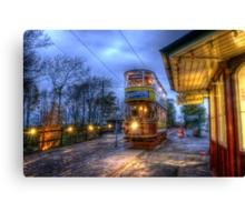 Tram 399 Canvas Print