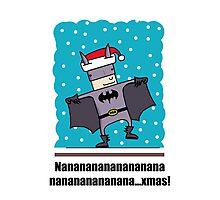 Holy Night Batman! Photographic Print