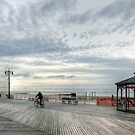 Early morning at the boardwalk by henuly1