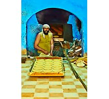 The Baker Photographic Print