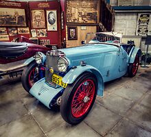 "1931 MG ""F"" Type MAGNA by BMKphotography"
