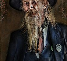 Old Timer by Barbara Manis