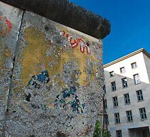 Berlin Wall by kieranmurphy
