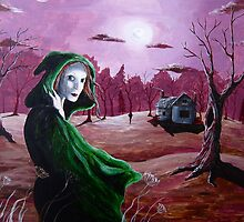 The Manner of Witches by Hannah Aradia
