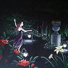 Secret Garden by Hannah Aradia