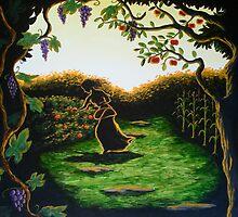 The Lammas Harvest by Hannah Aradia