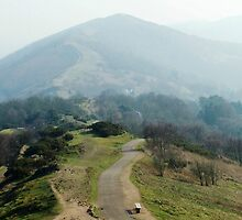 Views from on top the Malvern Hills by Lisa Roberts by LisaRoberts