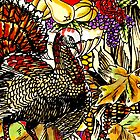 A Turkey and Fall Festivities Collage by LjMaxx