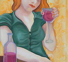 Red Wine  by Julia Keil