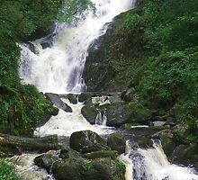 Torc Waterfall Ireland by TracyD