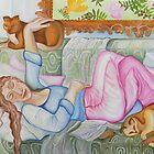 watch out little robin by Julia Keil