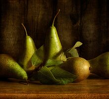 Pears by Mandy Disher