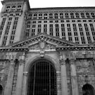 Michigan Central Station by jrier