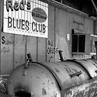 Red&#x27;s Blues Club, Clarksdale, Mississippi by AnalogSoulPhoto
