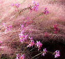Windy in Pink by Rosalie Scanlon