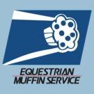 Equestrian Muffin Service (MLP:FiM) by pixel-pie-pro