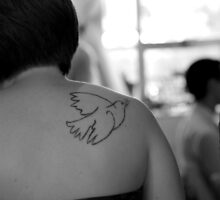 Spread Your Wings by Fetzen Fotography
