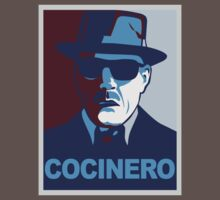 Heisenberg COCINERO BrBa BREAKING BAD shirt  by BrBa