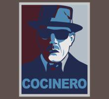 Heisenberg COCINERO BrBa BREAKING BAD shirt  by BrBa