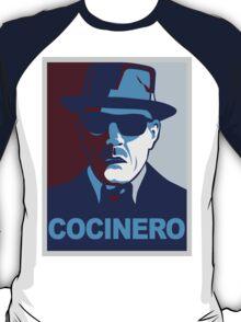 Heisenberg COCINERO BrBa BREAKING BAD shirt  T-Shirt