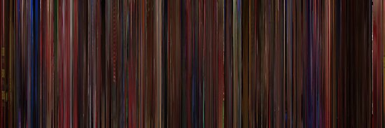 Moviebarcode: Dick Tracy (1990) by moviebarcode