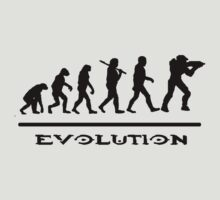 Evolution by HaloZone