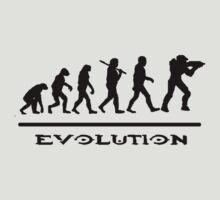 Evolution by HaloZone
