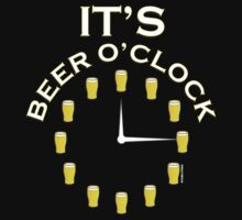 It's Beer O'clock by stabilitees