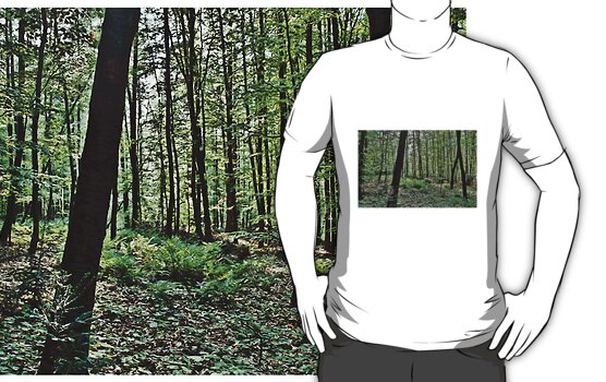 Endor T-Shirt by Denise Abé