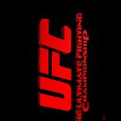 UFC iphone COVER by ANDIBLAIR