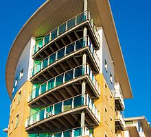 Poole Quay Appartments by LorrieBee