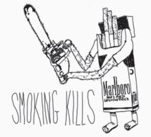 Smoking Kills by ijko