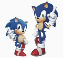 Sonic Generations by Frostwraith