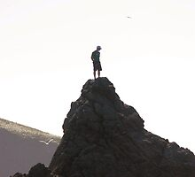 On Top of the World by Fetzen Fotography