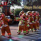 Happy Holidays from The GingerBread Men by TheBrit