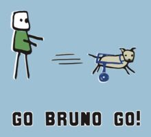 Go Bruno Go! by TSFH