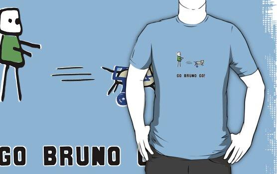Go Bruno Go! by TSFH