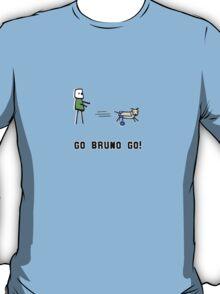 Go Bruno Go! T-Shirt
