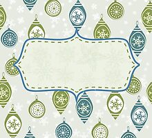 xmas print by Nataliia-Ku