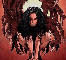 She Demon by quigonjim