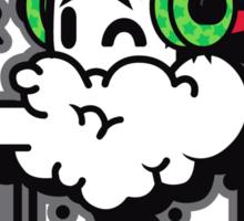 Manga Face Sticker