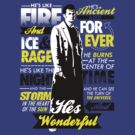 Fire and Ice and Rage | Doctor Who by Tom Trager