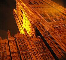 big ben london by night by mariette sardin