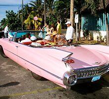 Pink Cadillac . Cuba by Nick  Kenrick Photography