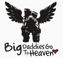 Big Daddies Go To Heaven T-Shirt