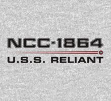 ST Registry Series - Reliant Logo by Christopher Bunye