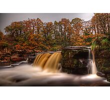 Autumn In Richmond (2) Photographic Print